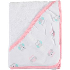 ideal baby by the makers of aden + anais Hooded Towel, Owls