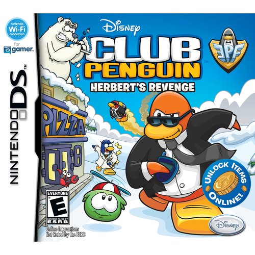Club Penguin: Elite Penguin Force: Herbert's Revenge (DS)