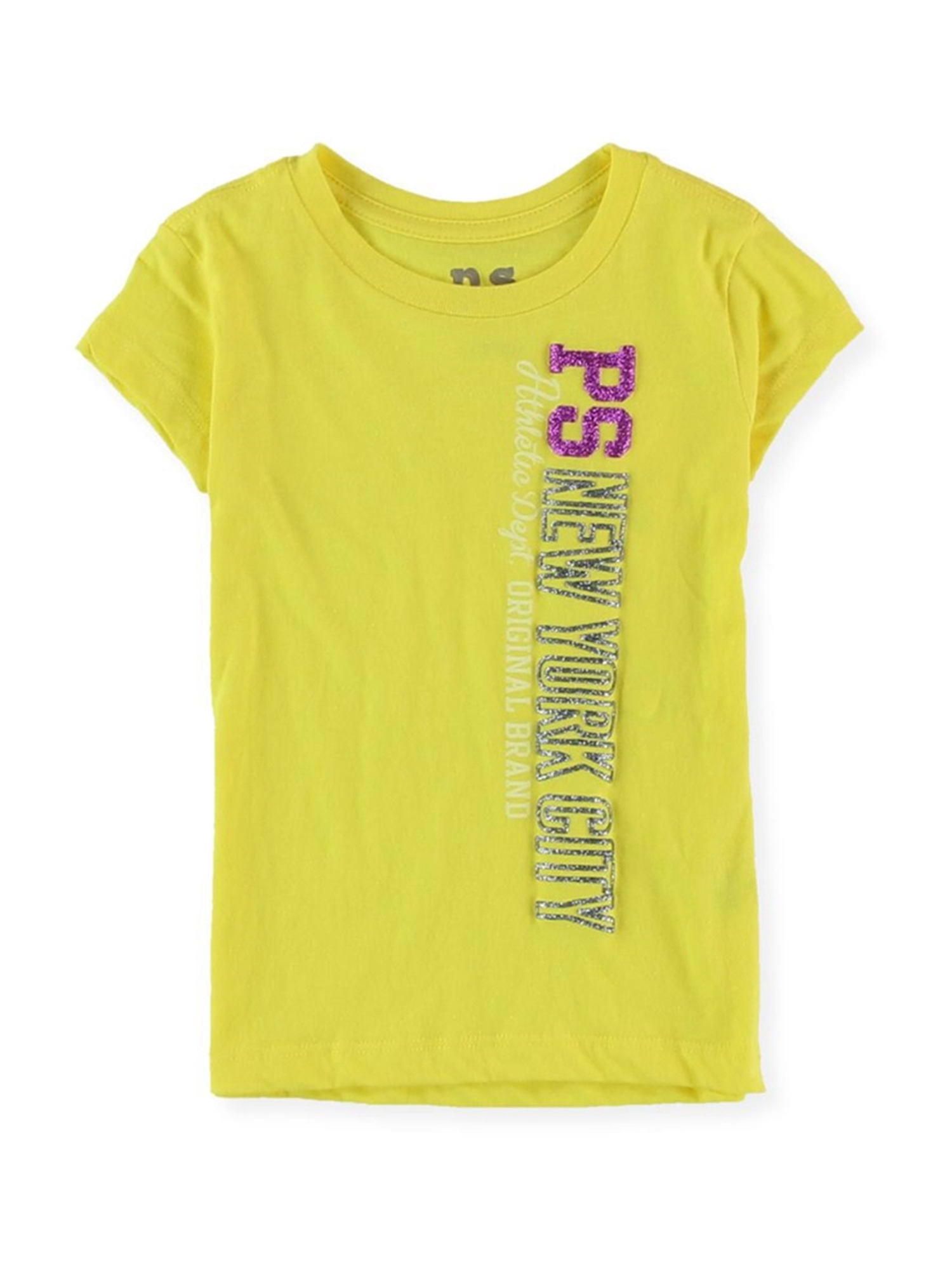 Aeropostale Girls Athl. Dept. Graphic T-Shirt