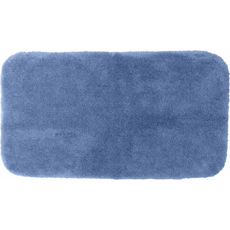 Finest Luxury Ultra Plush Nylon Washable Bath Rug