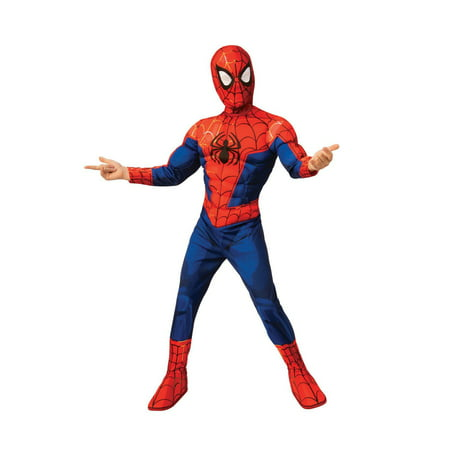 Peter Pan Halloween Costume For Adults (Spider-Man Peter Parker Spider Man Child)