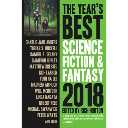 The Year's Best Science Fiction & Fantasy 2018 (The Best Fantasy Authors)