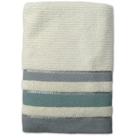 Glimmer Swirl - Better Homes & Gardens Glimmer Bath Towel, 1 Each