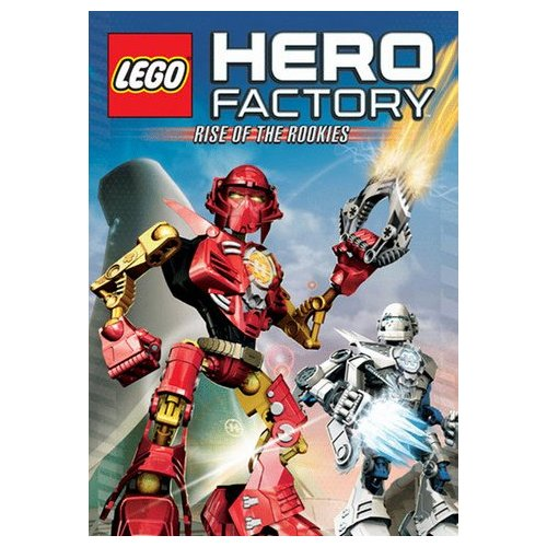 Lego: Hero Factory - Rise of the Rookies (2010)