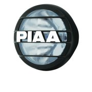PIAA 5862 580 Series Xtreme White Black Driving Lamp - Set of 2