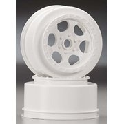 de racing der-sct-lfw trinidad sc wheels losi xxx-sct front white