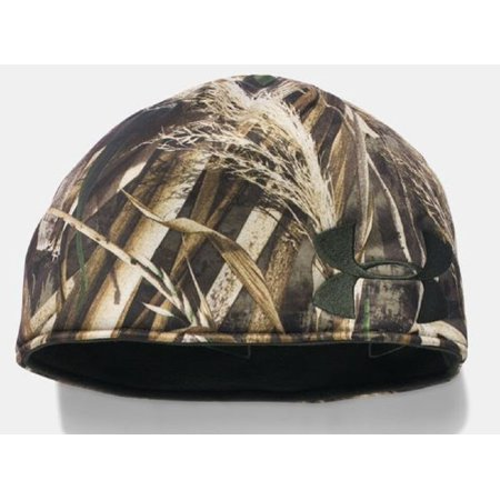 29408db4f18d2 Under Armour Men s UA Reversible Camo Beanie Combo - L XL - Realtree Max 5  Camo - Walmart.com
