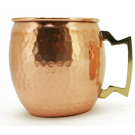 Charlton Home Averill Hammered Moscow Mule Mug
