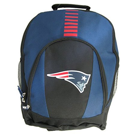 4a038862f84 ... Primetime Laptop Backpack | upcitemdb.com UPC 887849432762 product  image for New England Patriots Official NFL 17 inch x 13 inch x