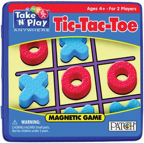 Take N Play Anywhere Game Tin-Tic Tac Toe