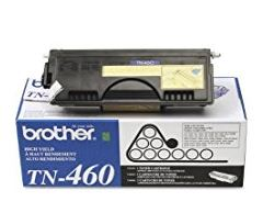 3 X Brother TN460 High Yield Toner Cartridge Retail Packaging by Brother