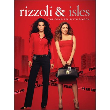 Rizzoli And Isles  The Complete Sixth Season