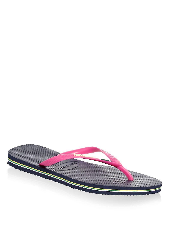 Slim Brazil Flip Flops