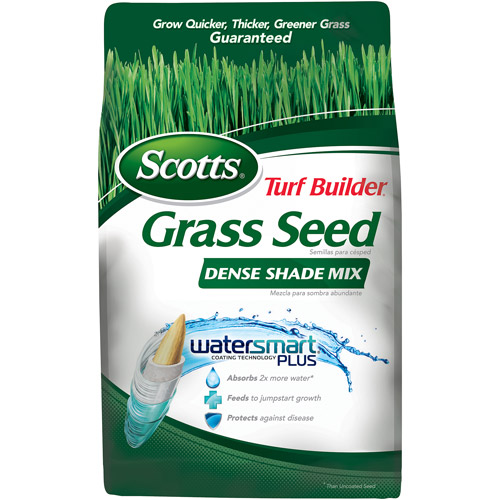 Scotts Turf Builder Grass Seed Dense Shade Mix
