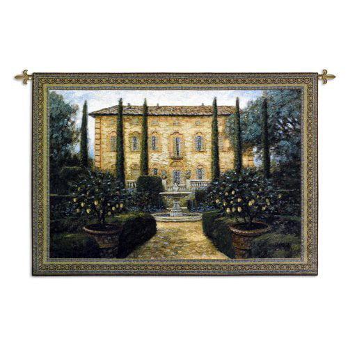 Italian Villa Wall Tapestry