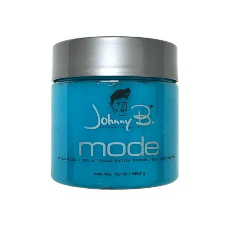 Johnny B Mode Styling Gel 16 Oz