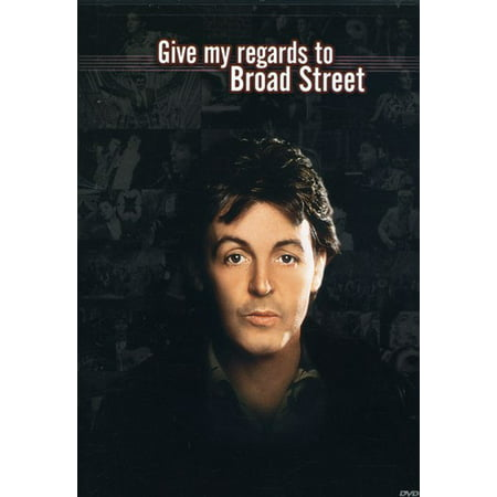 Give My Regards to Broad Street (DVD)