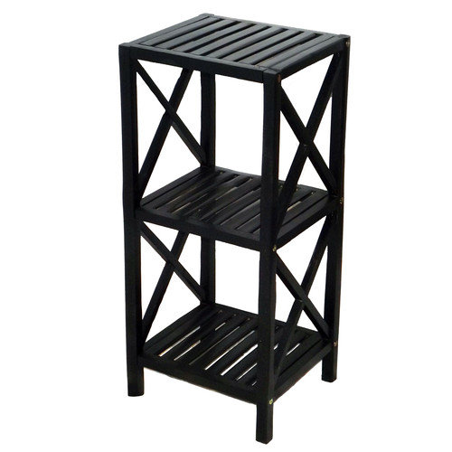 Bamboo54 Bamboo 3 Tier End Table