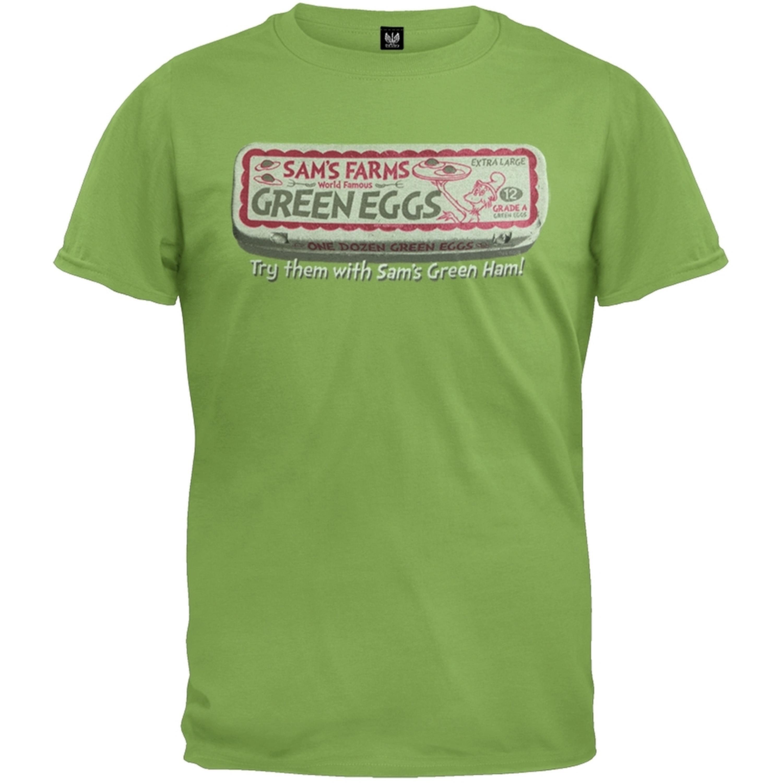 Dr. Seuss - Sam's Farm Youth T-Shirt