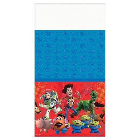Toy Story Tablecloth (Disney Toy Story™ Power Up Plastic)
