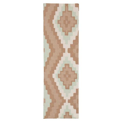 Beth Lacefield Alameda Brown/Ivory Area Rug