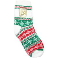 LAFC ZooZatz Women's Holiday Socks - OSFA