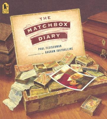 The Matchbox Diary (Hardcover)