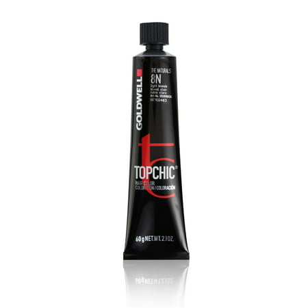 Goldwell Topchic Hair Color Coloration (Tube) 8N Light