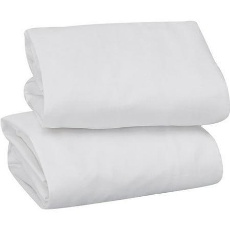Garanimals Set of 2 Playard Sheets Solid White - Walmart.com