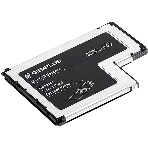 Lenovo 41N3043 Gemplus ExpressCard Smart Card Reader - Smart Card - ExpressCard/54