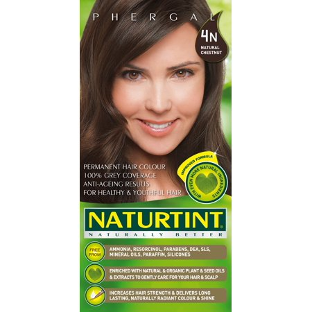 Naturtint Permanent Hair Color 4N Natural