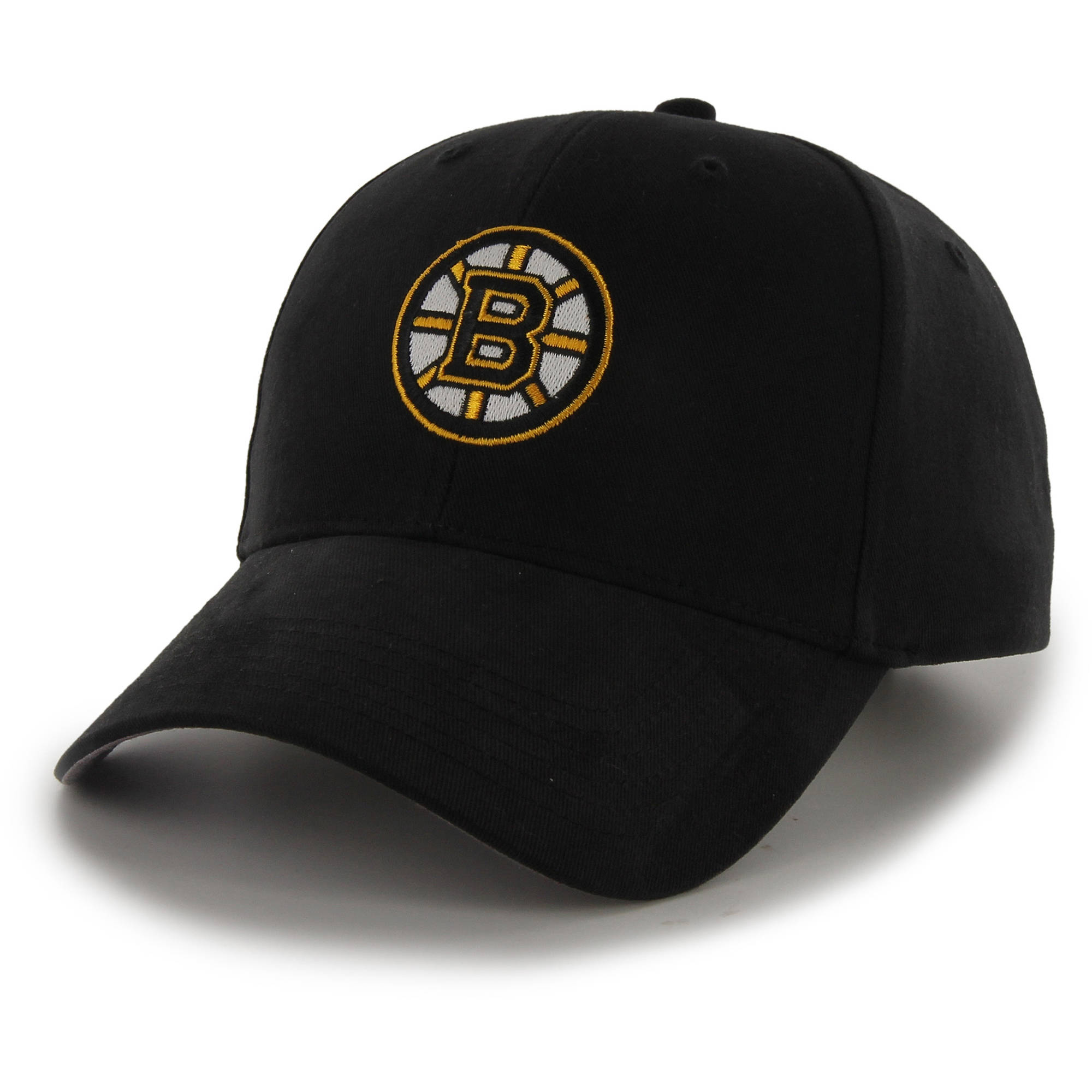 NHL Boston Bruins Basic Cap   Hat by Fan Favorite by Overstock