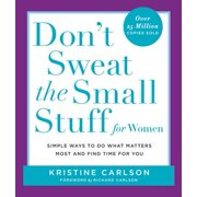 Don't Sweat the Small Stuff for Women - eBook