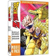 Dragonball Z: Movie Pack #3 Movies 10-13 (Widescreen) by Funimation