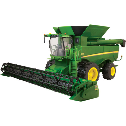 John Deere 1 16 Scale Big Farm S670 Combine by TOMY