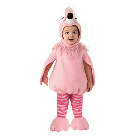 Flamenco Costume Girl (Halloween Flamingo Infant/Toddler)