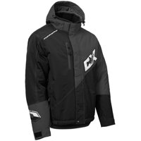 Castle X Phase G2 Mens Snow Jacket Gray/Black
