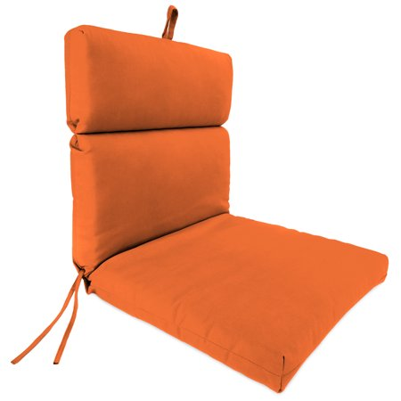 Jordan Manufacturing Outdoor Patio - French Edge Cartridge Chair Cushion ()