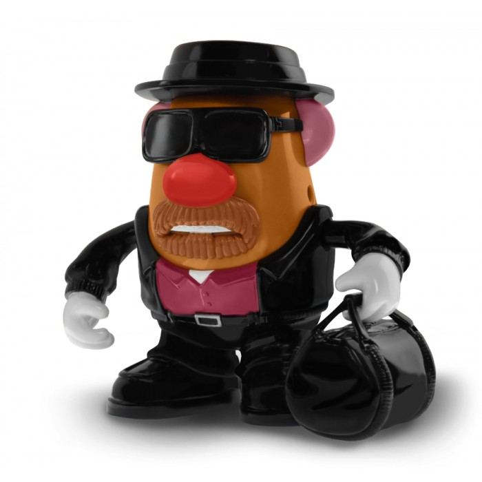 Mr. Potato Head as Heisenberg