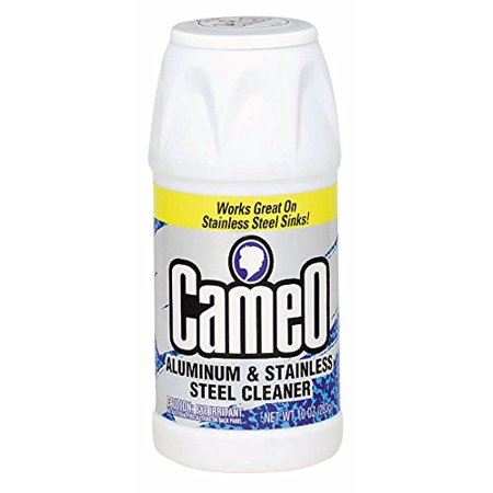 - Cameo Aluminum & Stainless Steel Cleaner - 10 oz Pack of 12