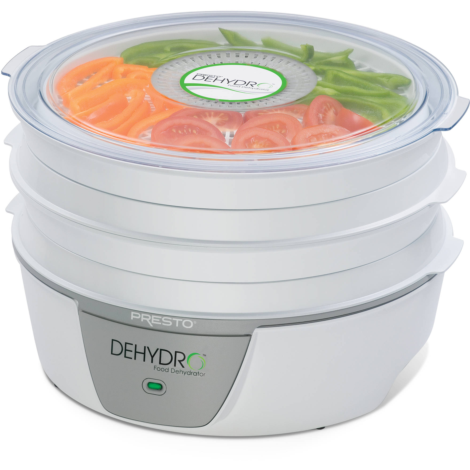Presto Dehydro Electric Food Dehydrator 06300 by National Presto Industries