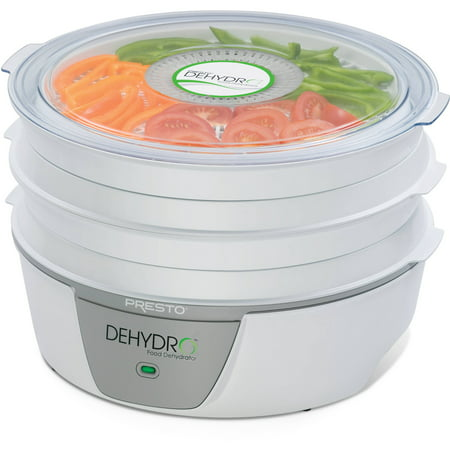 Presto Dehydro™ Electric Food Dehydrator 06300 (Presto 06300 Dehydro Electric Food Dehydrator Canada)