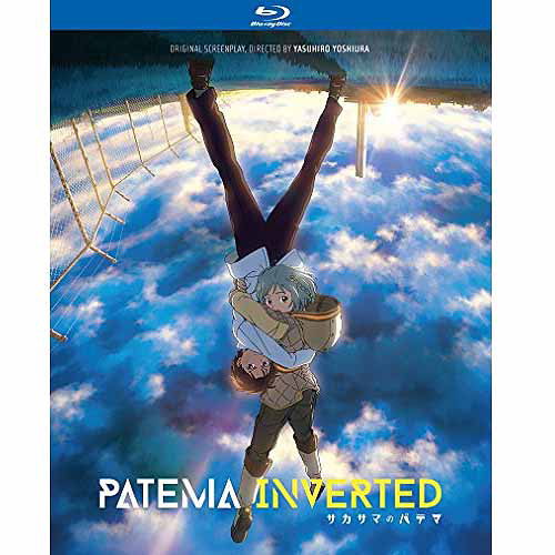 Patema Inverted (Blu-ray) (Widescreen)