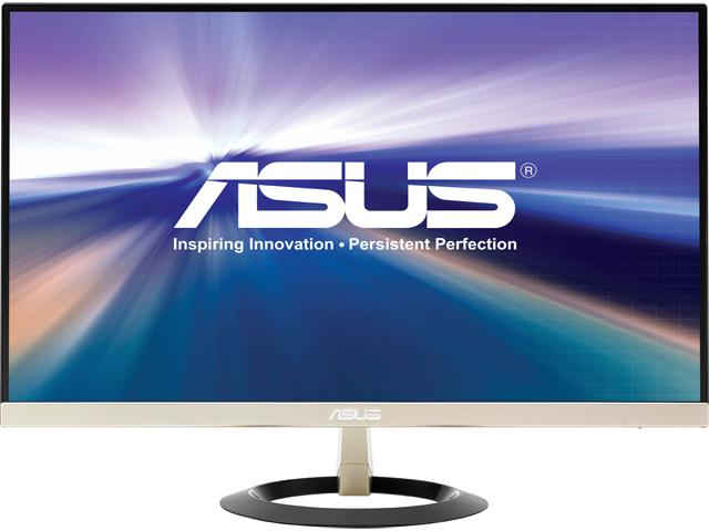 "ASUS VZ249H Frameless 23.8"" 5ms (GTG) IPS Widescreen LED Monitors 1920X1080 Ultra-Slim Design, build in speakers"