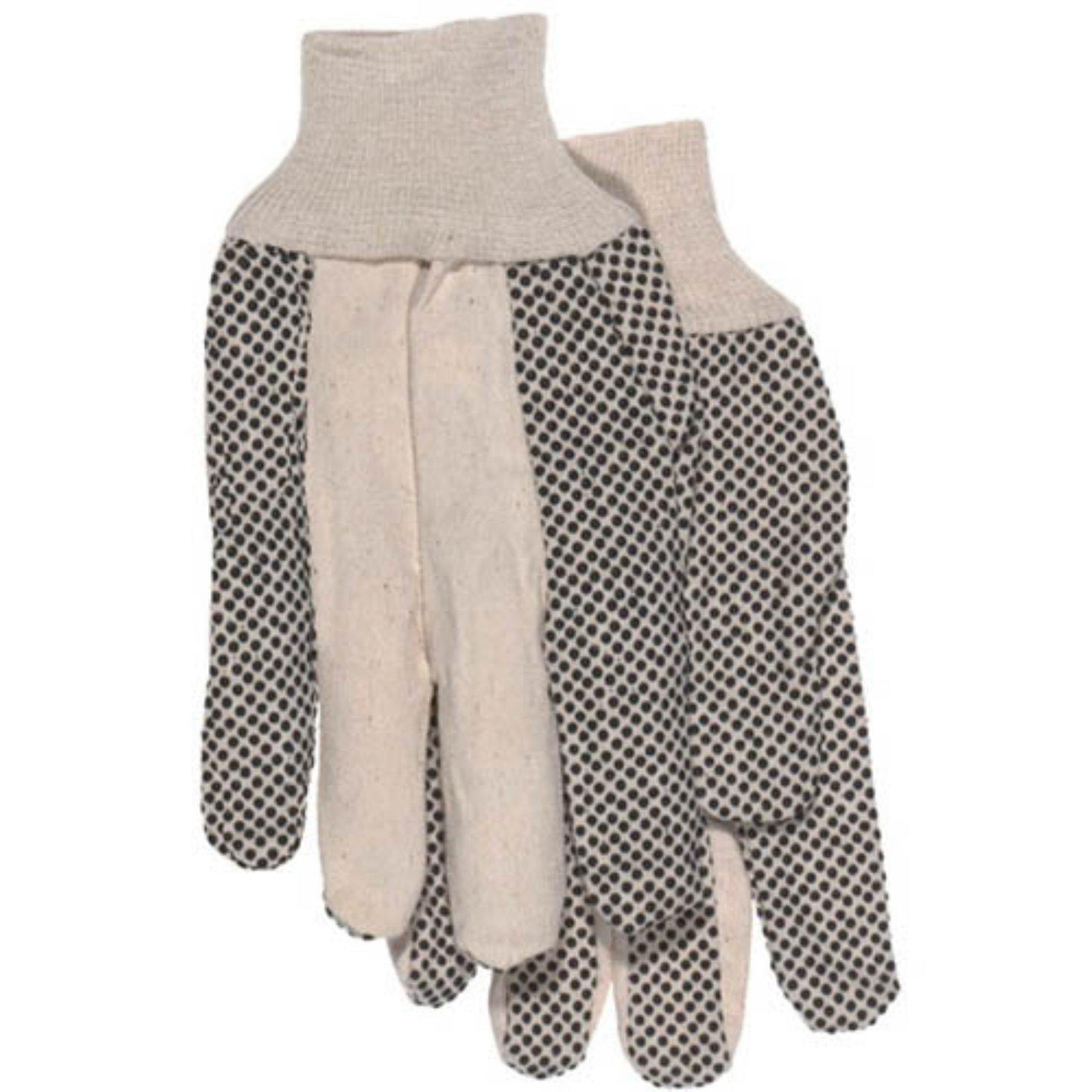 Boss Gloves Plastic Dot Cotton Gloves