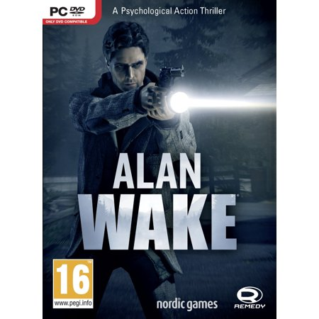 Alan Wake PC Game](Halloween Games Pc)