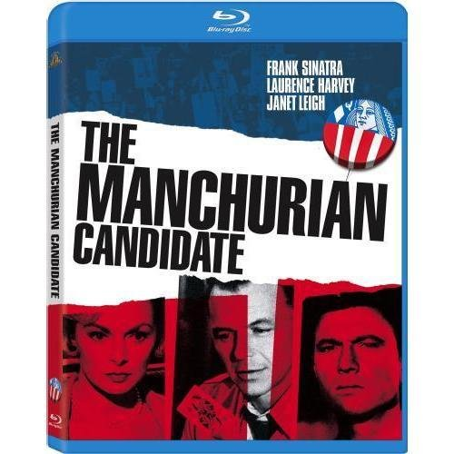 The Manchurian Candidate (1962) (Blu-ray)