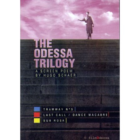 The Odessa Trilogy ( Tramway No 5 / Last Call Dance Macabre / Sub Rosa ) ( Tramway Number Five ) [ NON-USA FORMAT, PAL, Reg.0 Import - Switzerland ] Call Sub Station