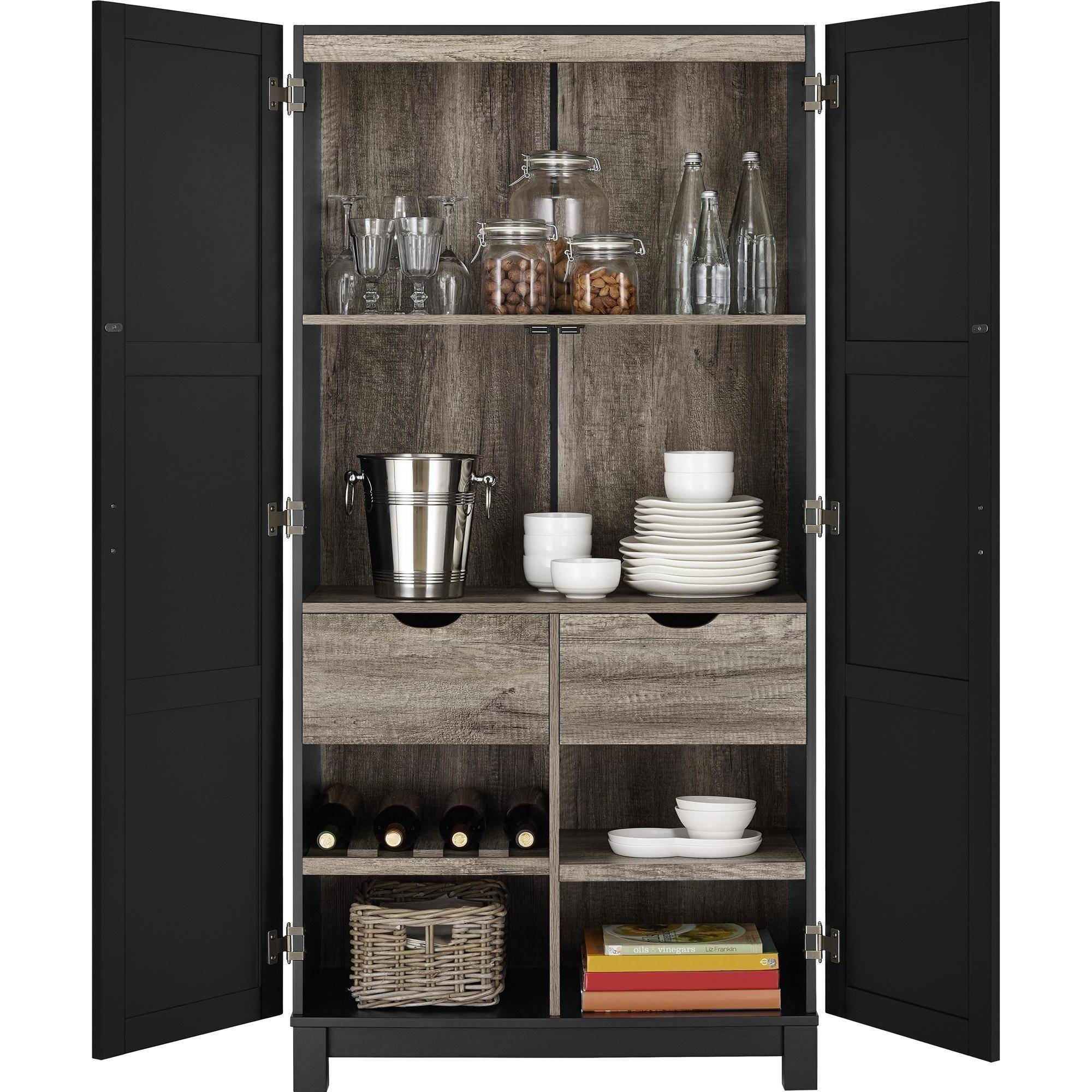Better Homes and Gardens Langley Bay Storage Cabinet Multiple