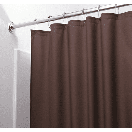 Fabric Shower Curtain Liner Mildew Resistant